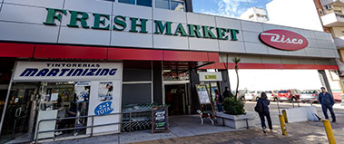 Disco Fresh Market Soca