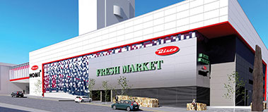 Disco Fresh Market Punta Carretas